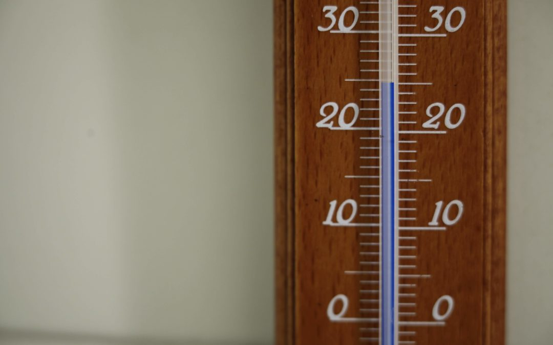 THE OUTDOOR THERMOMETER